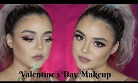 Valentine's Day Makeup Tutorial 2018 | Beauty by Pinky