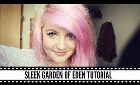 Sleek Garden of Eden Makeup Tutorial