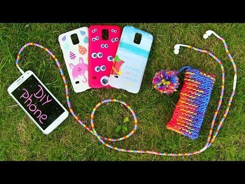 Diy 10 Easy Phone Projects Case Pouch Amp More