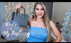 What's In My Purse 2019 Essentials + HandBag Giveaway!