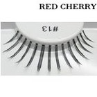 Red Cherry Falsse Eyelashes #13