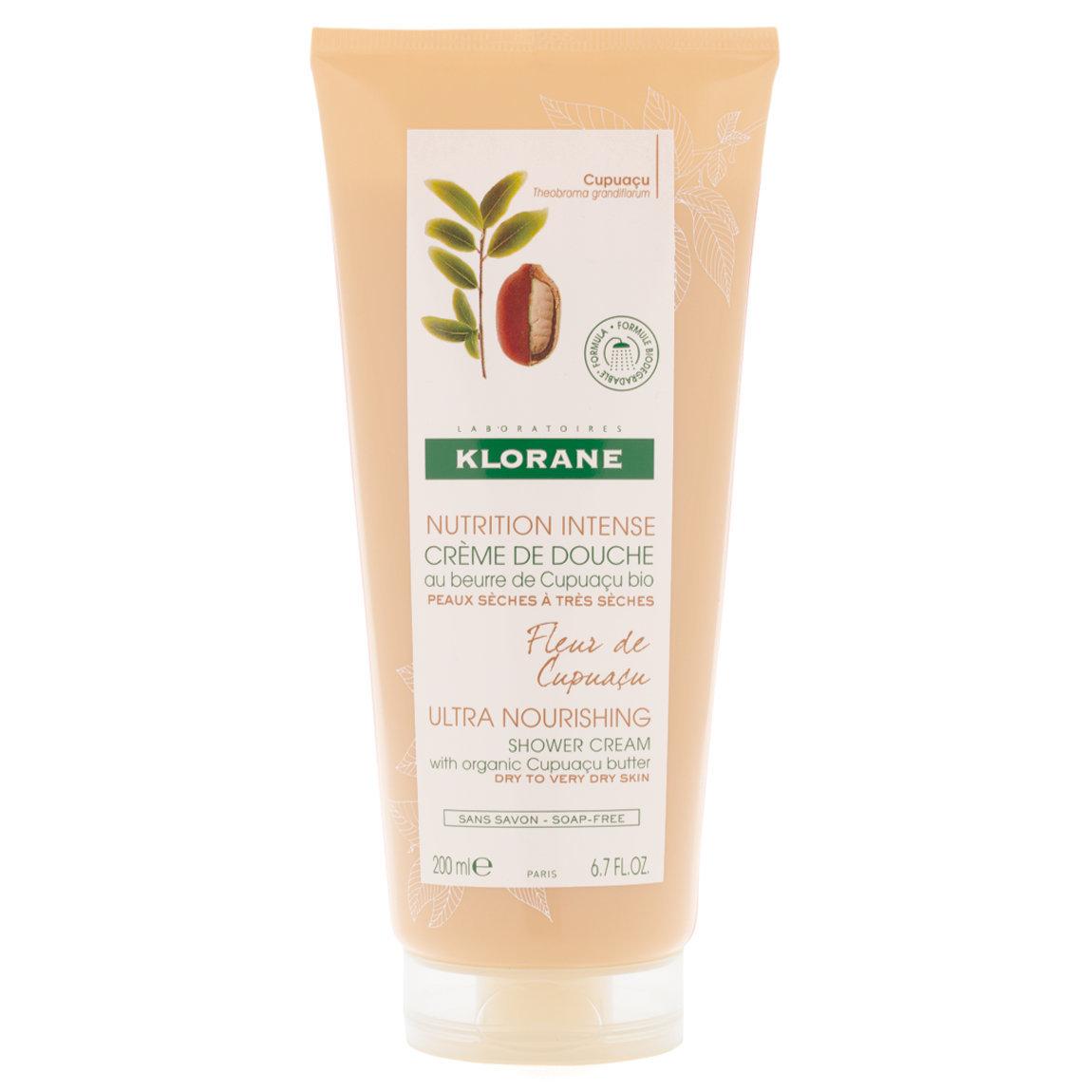 Klorane Cupuacu Flower Shower Cream With Cupuacu Butter 6 7 Fl Oz