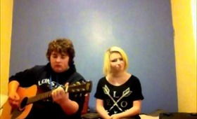 Give Me Love Ed Sheeran cover Shannon and Colm