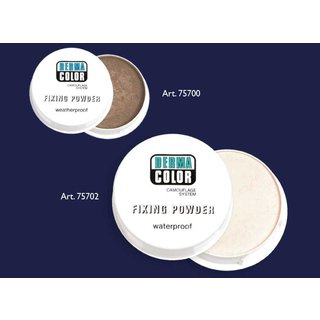 Kryolan DC Fixing Powder