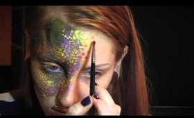 Color burst vol. 2 / Colorful make-up / Color explosion speedtorial