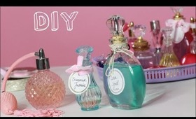 Best DIY Perfume & Vanity Bottle Gift idea!
