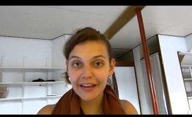 first impression/ review hydra beauty eye gel chanel