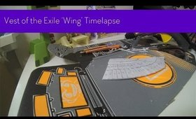 Vest of the Exile (Wing)  timelapse
