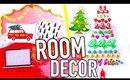 DIY Holiday Room Decor! Easy Christmas DIYs!