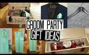 Groom Party Gift Ideas - Part 2 | Wedding Inspiration Series