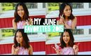 My June Favorites 2015 // Hits of the month!