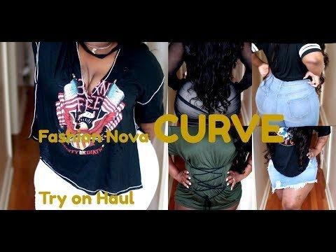 c21729c0a96 ♡ Fashion Nova CURVE Try-On HAUL !