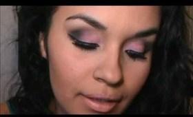 Valentine's Day Make-Up Tutorial