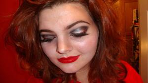 Vampire Sailor Makeup