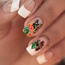 Francesinha butterfly
