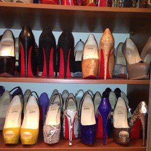 My future shoe closet....hopefully....one day lol