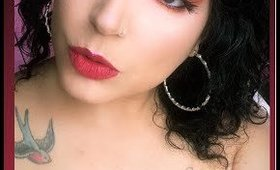 Jaclyn Hill  Palette Makeup Look