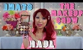 IMATS / The Makeup Show 2013 Haul