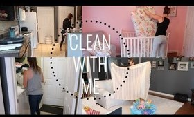 EXTREME CLEANING MOTIVATION 2019   ENTIRE HOUSE CLEAN   CLEAN WITH ME