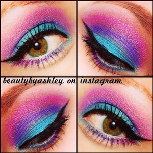 To see this look and more, check out my Instagram @beautybyashley ☺💚