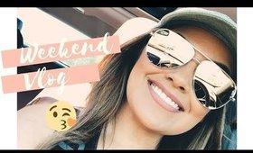 ♡ Weekend Vlog- Birthday Parties, Shopping & Benji!