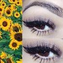 Day eye makeup