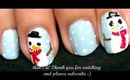 Let it Snow by Dreamynails (Youtube Collab)
