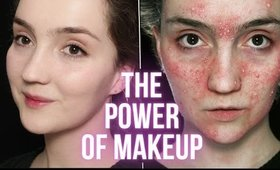 The Power of Makeup Transformation