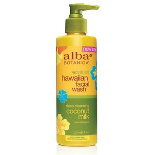 Alba Botanica Natural Hawaiian Facial Wash