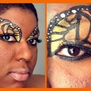 Butterfly Eyes: The Monarch
