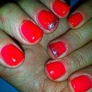 Nails/Red Nails/Summer Nails