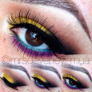 Nice use of colors :)