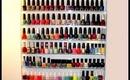 My Nail Polish Collection/Storage!
