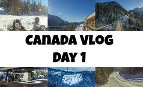 Whister Bungee | Sea to Sky Gondola - A Global Stroll Vlog