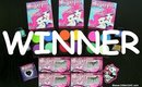 WINNER - Sugarpill Giveaway