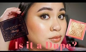 Is it a Dupe?: Amrezy Highlight v  Nabla Skin Glazing | Victoria Briana