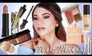 FULL FACE TUTORIAL USING NEW MAKEUP! | Kayleigh Noelle