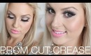 Chit Chat Getting Ready ♡ Prom Look! ♡ Dramatic Cut Crease! & Advice