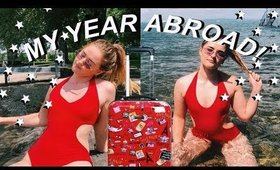 one month into my year abroad // how it be
