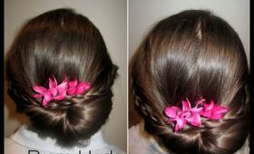How To: Pretty Prom Updo