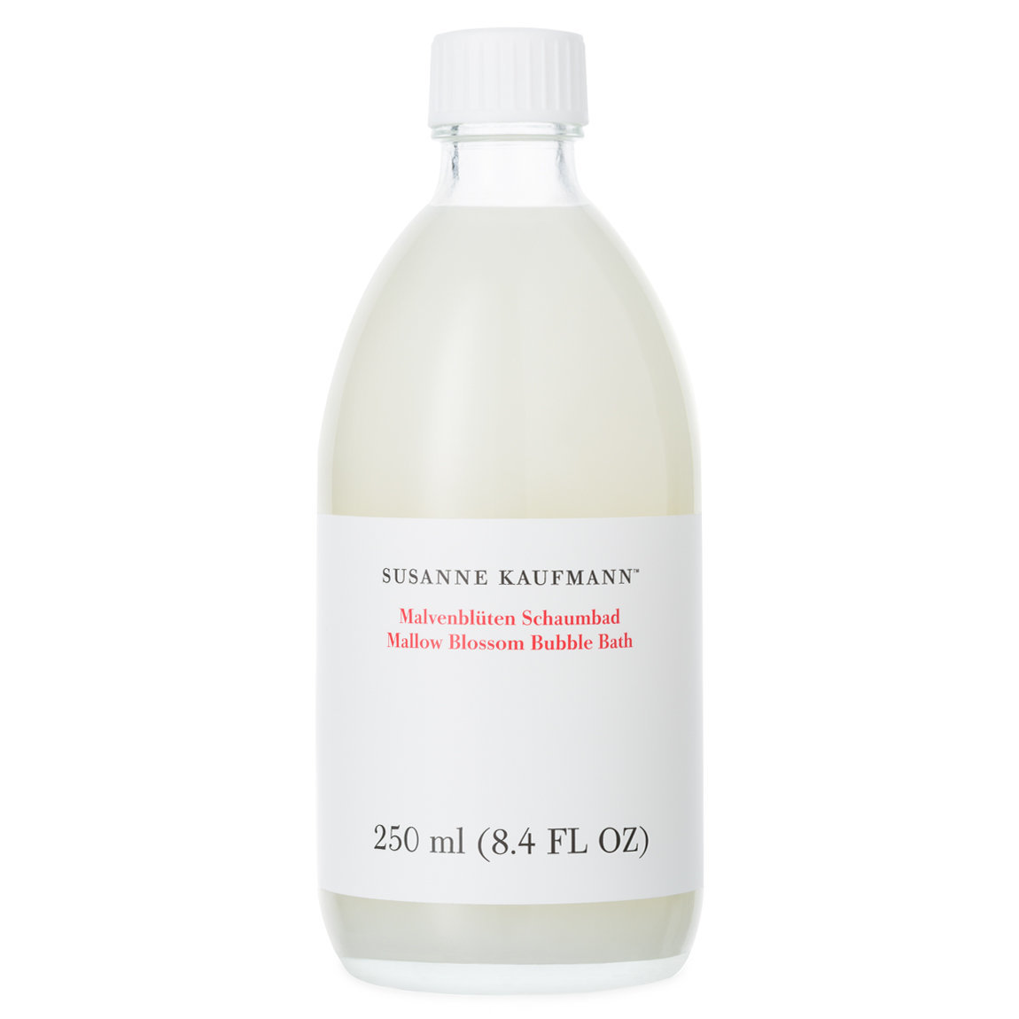 Susanne Kaufmann Mallow Blossom Bubble Bath product swatch.