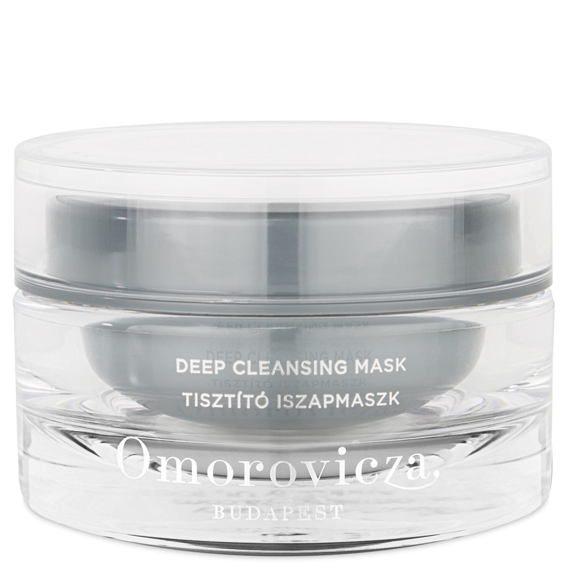 Omorovicza Deep Cleansing Mask 100 ml alternative view 1 - product swatch.