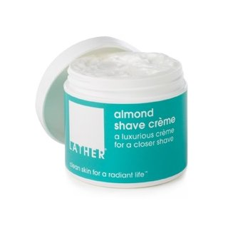 Lather Almond Shave Creme