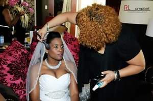 Bride Natacha C - July 2012