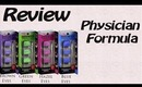 Reseña: Physicians Formula Gel Liners ( Delineadores en Gel)