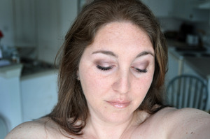 Rose Urban Decay for Gala