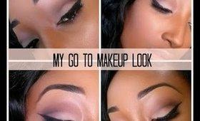 My Go To Makeup Look | 30 DAY MAKEUP SERIES #28