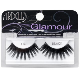 Glamour Lashes 114 Black