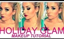 A Tutorial: Holiday Glam! ♡ | rpiercemakeup
