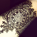 Henna Motif